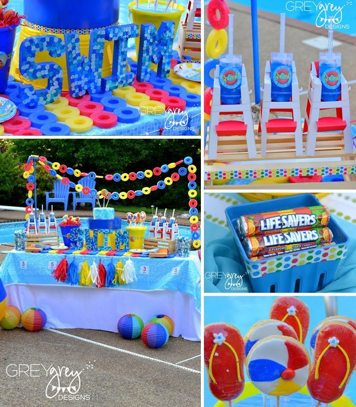 Dec 23 Christmas Morning Breakfast Ideas Pool Party Themes