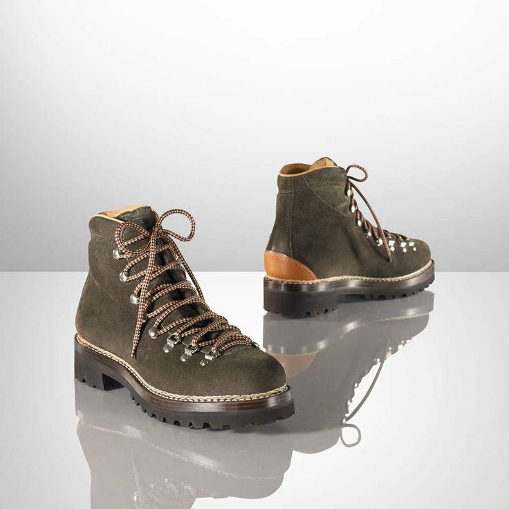 Ralph Lauren Fidel II Suede Boot | mens boots | mens