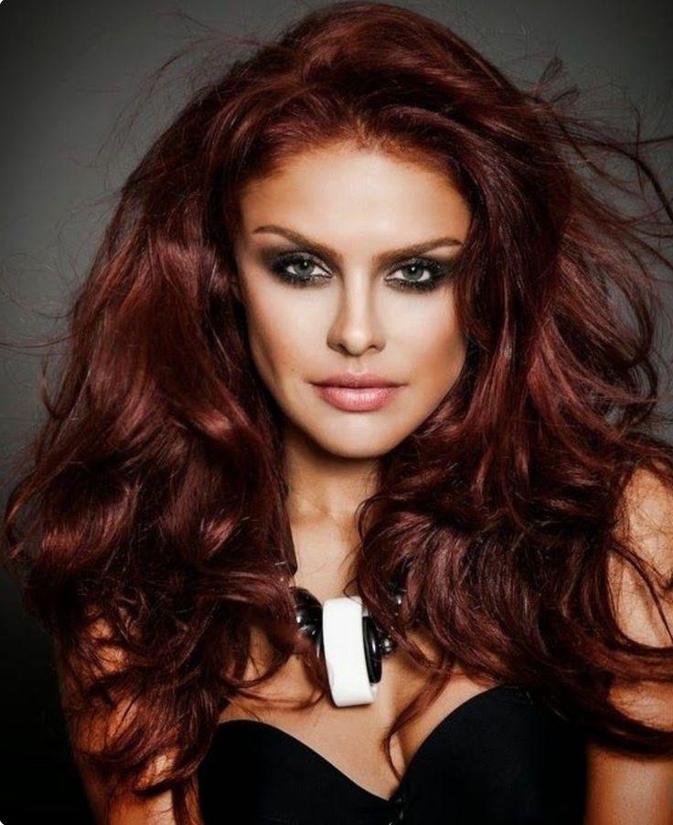 Paloma Bernardi | Cores de cabelo, Cabelo, Cabelo vermelho