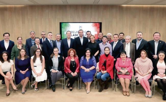 Va Eruviel Ávila contra Morena y el Frente - El Universal