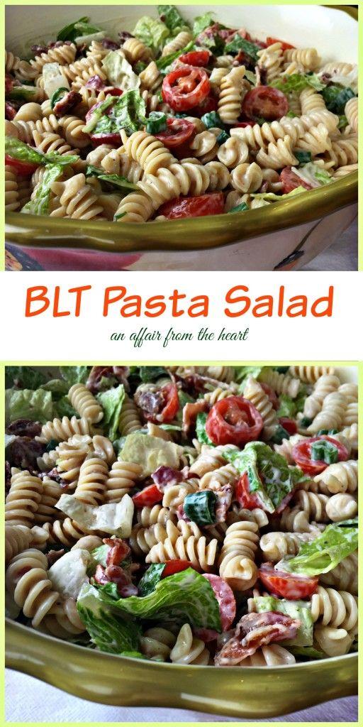 Salads on Pinterest | Cucumber salad, Pasta salad and Macaroni salads ...