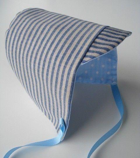 Baby Boy Girl Hat  Bonnet Sewing PDF e Pattern by preciouspatterns, $3.99