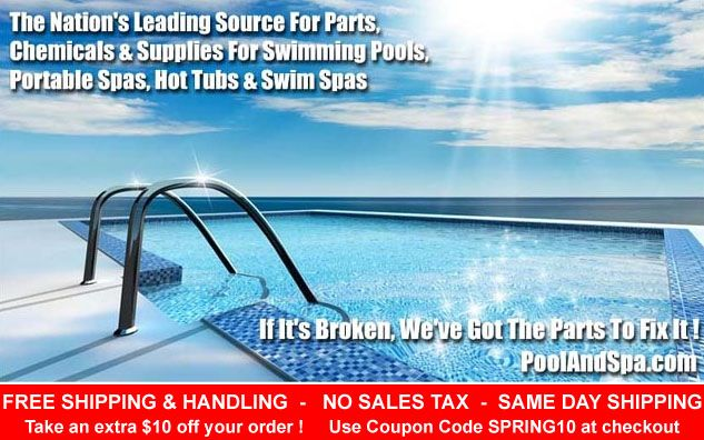 This Week S Specials On Swimming Pool And Hot Tub Opening Supplies
