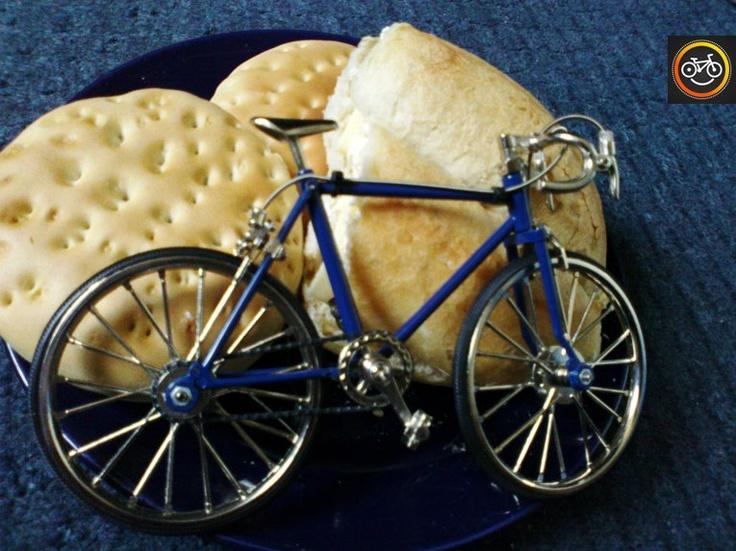 Un desayuno Happy en el Día de la bicicleta