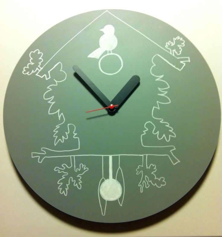 Orologio Draw Up by Weew