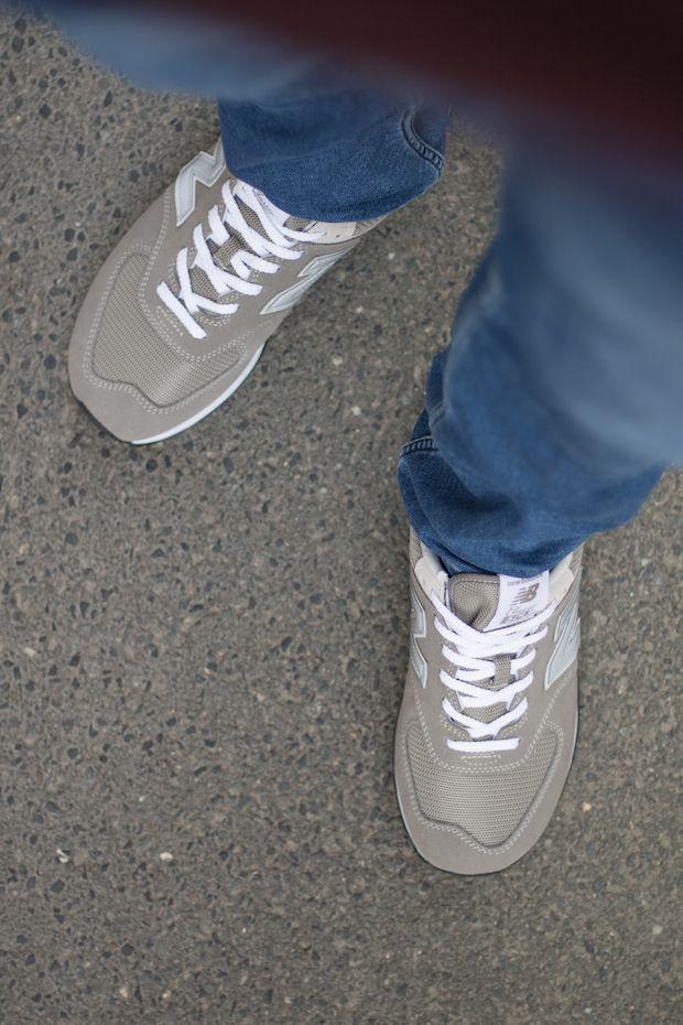 new balance retro grises