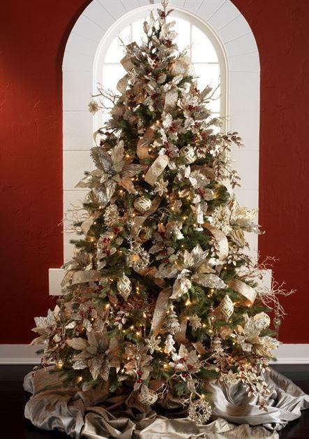 Sneak Peek at 2014 RAZ Christmas Trees - Trendy Tree Blog