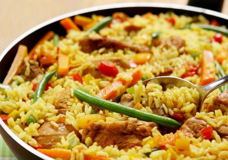 28 receitas de arroz incrementado