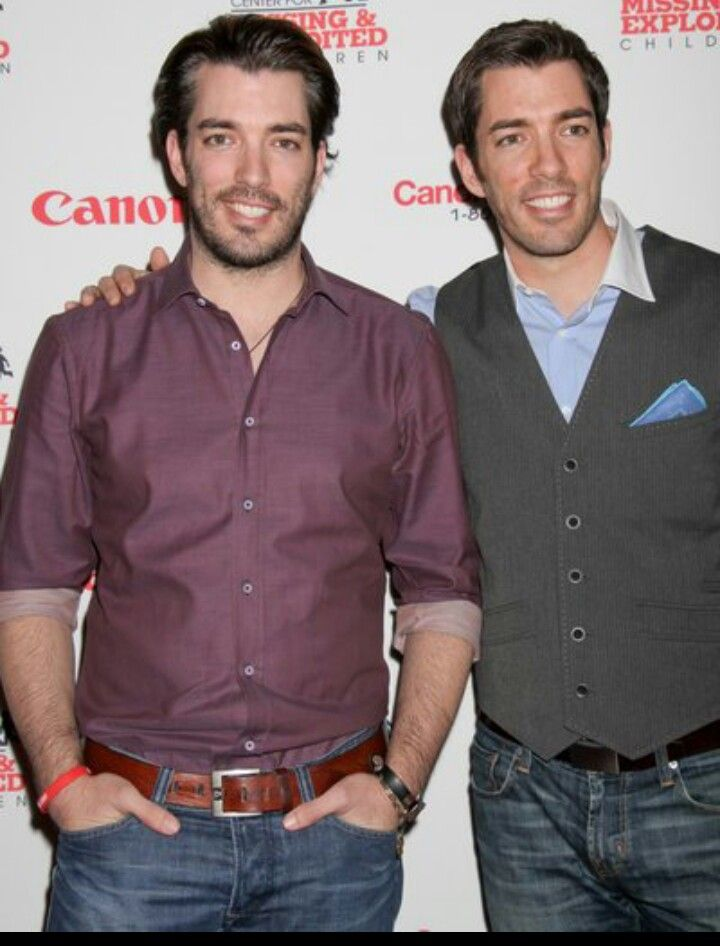 Any Idea Who These Two Cuties Are Clm Drew Scottjonathan Scottscott Brothersproperty
