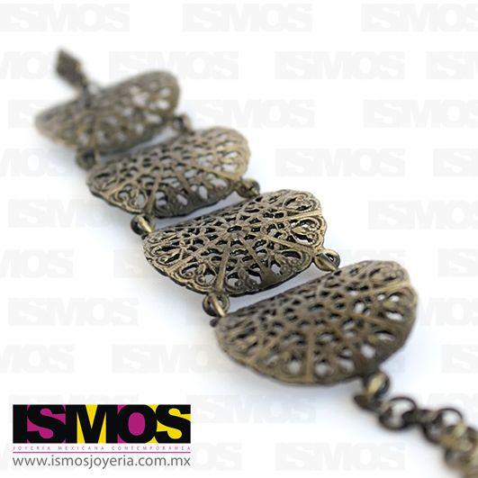 ISMOS Joyería: pulsera de bronce // ISMOS Jewelry: bronce bracelet