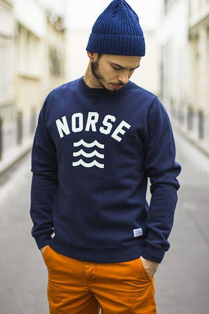mens fashion, hat, sweater, color, mustard, fashion