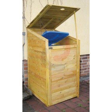 Containerberging Enkel