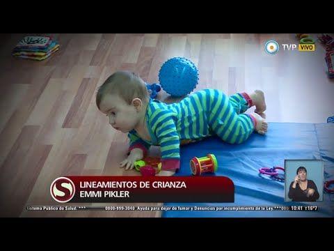 Red de salud - Motricidad infantil: Método Pikler - 29-09-14 - YouTube