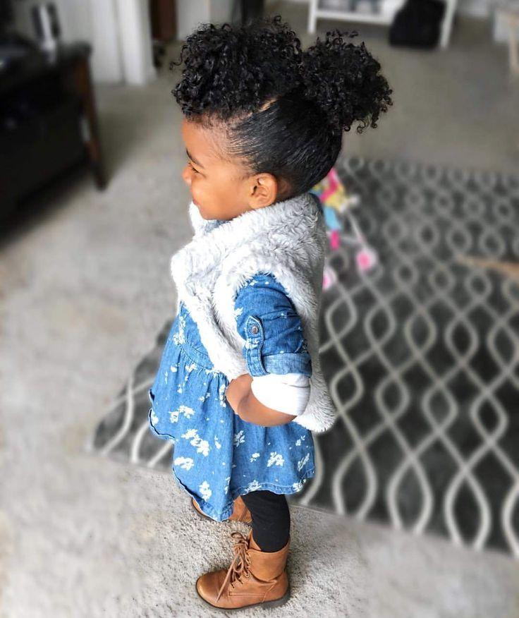 Super 1000 Ideas About Black Baby Hairstyles On Pinterest Baby Girl Short Hairstyles Gunalazisus