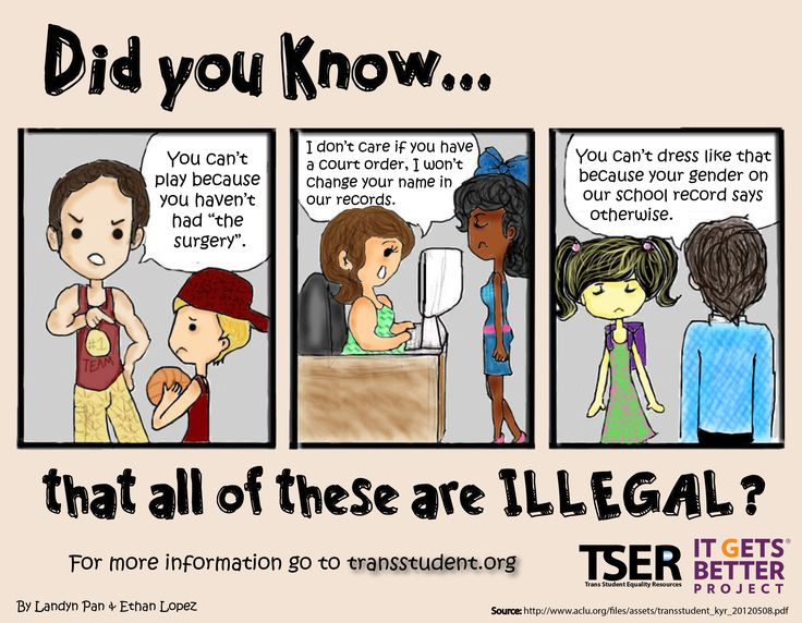 Collaboration with TSER and Lambda Legal