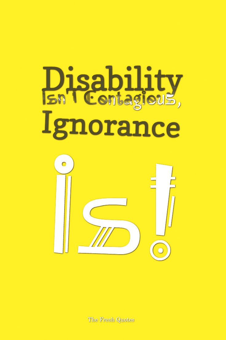 Image result for quotes about disabilities