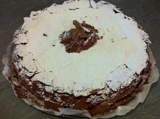 Tenerina - Chocolate cake
