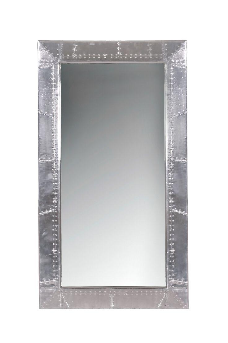 Silber Fans Kommen Bei Dem Spiegel Aluminium Verkleidet Woody Voll Auf Ihre  Kosten. Dank