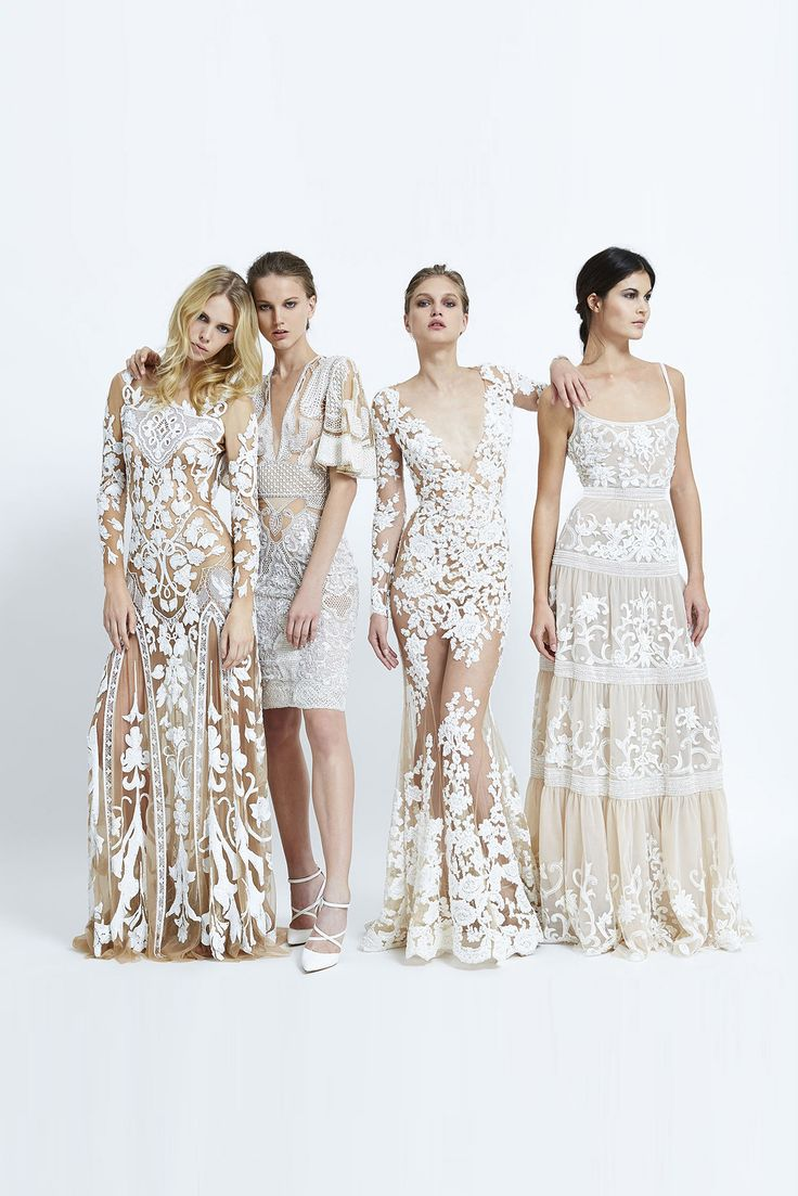 Spring 2015 Ready-to-Wear - Zuhair Murad