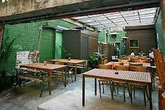 Badger Vs Hawk - Burgers and Garden Bar (333 La Trobe St)