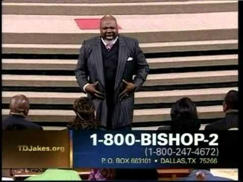 """Meet the extraordinary T.D. Jakes who was named as the 'Next Billy Graham'. He is one of today's most influential preachers in the world, with his television show being aired daily in more than one hundred countries worldwide, reaching millions of people with the Gospel of Jesus Christ. """"It is every person's responsibility to have a strong relationship with God"""". T.D. Jakes http://www.thextraordinary.org/t-d-jakes"""
