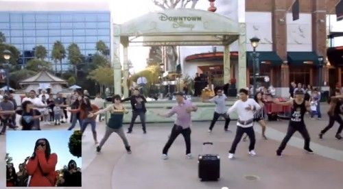 Downtown Disney Dance Flash Mob Marriage Proposal Viral Video | The Disney Blog. My favorite!!!