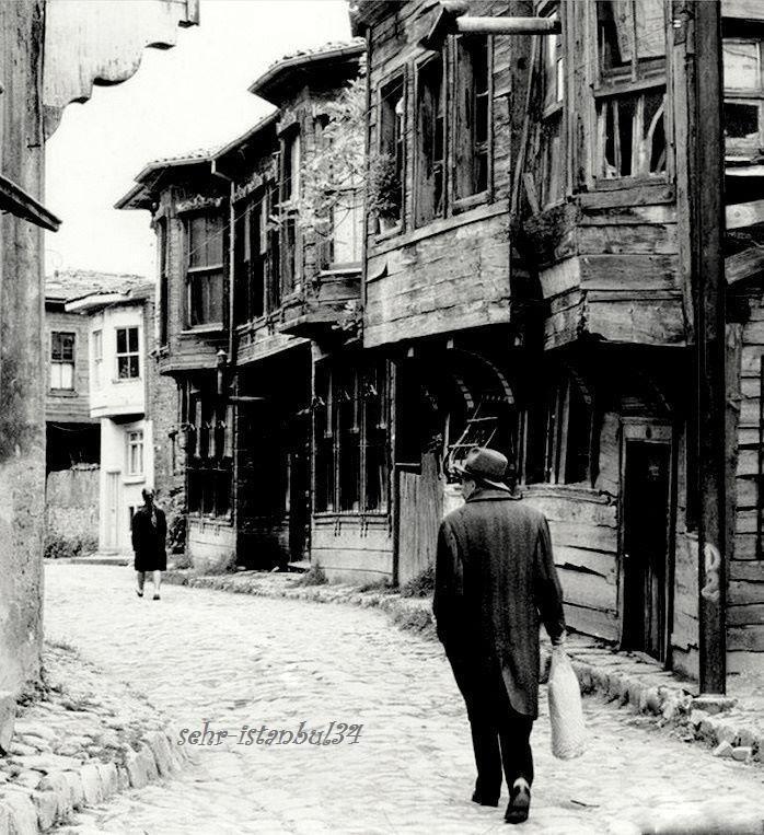 Samatya, Istanbul  1960'lar.