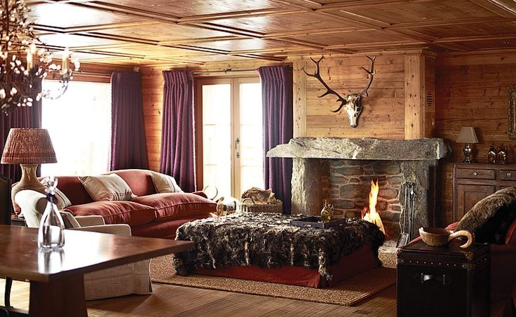 Fontanet sitting room