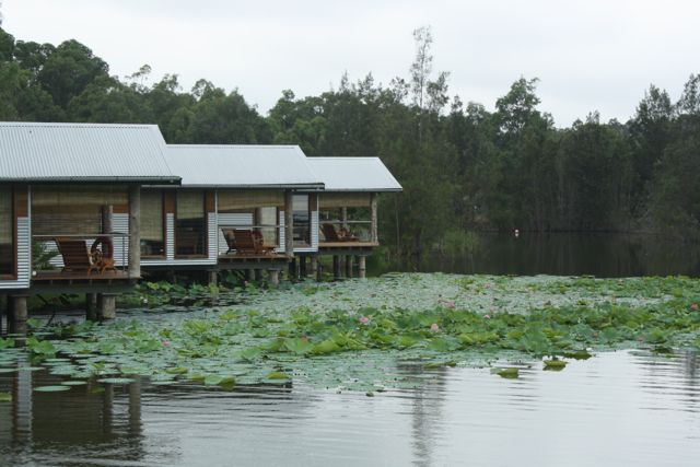 Hunter Valley Accommodation – Leaves & Fishes Lovedale