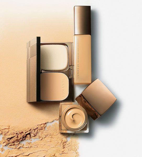Lunasol Spring 2013 Base Makeup Collection