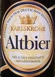 """17 - Se denomina cerveza """"vieja"""" porque la fermentación superior precede a la inferior, método tradicionalmente usado para producir las cervezas alemanas más conocidas. La """"altbier"""" 4%; se sirve en jarras cilíndricas y es la base para un ponche con frutas primaverales. Ver Cerveza Alt."""