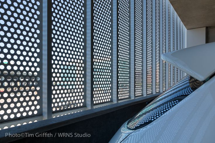 Gallery of UCSF Mission Bay Parking Structure / WRNS