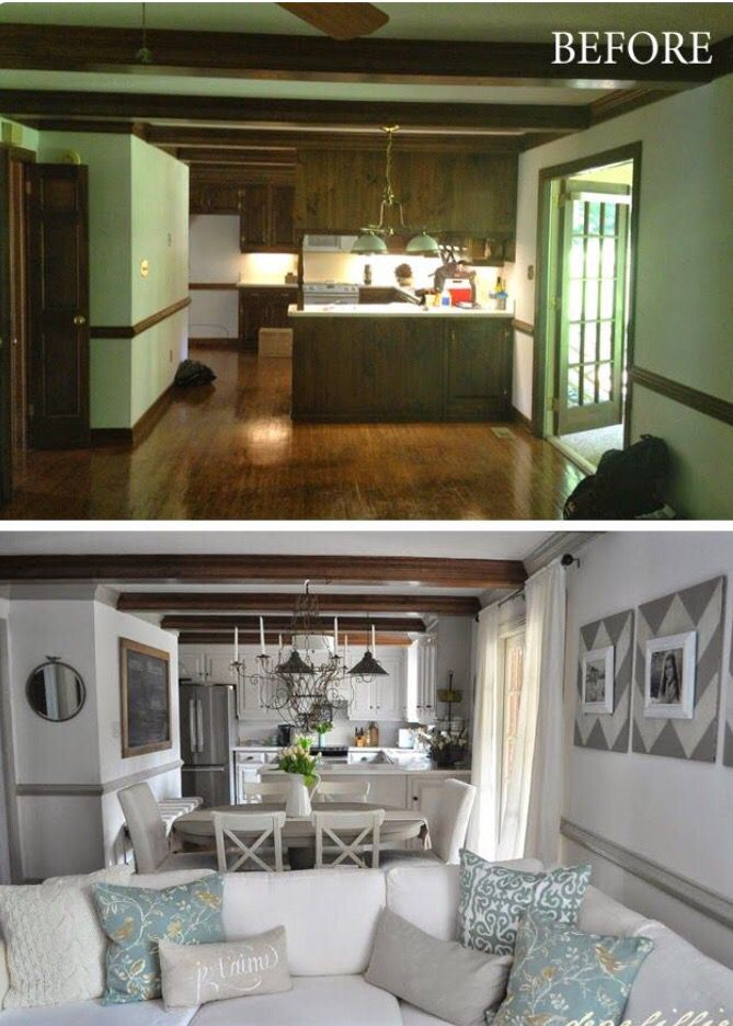 Home Remodeling Leads Creative Collection Best 25 Before After Home Ideas On Pinterest  Updated Kitchen .