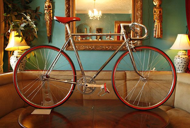 Peugeot (Silver & Red)