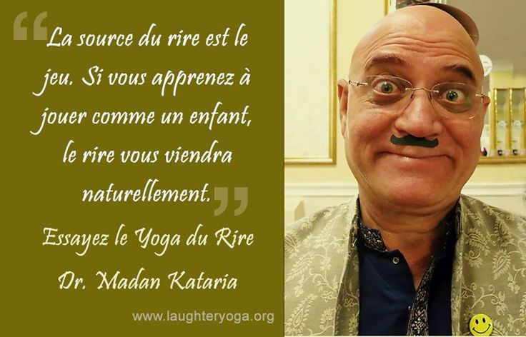 La source du rire - Dr Kataria