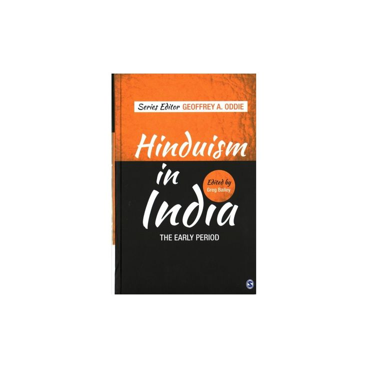 Hinduism in India : The Early Period (Hardcover)