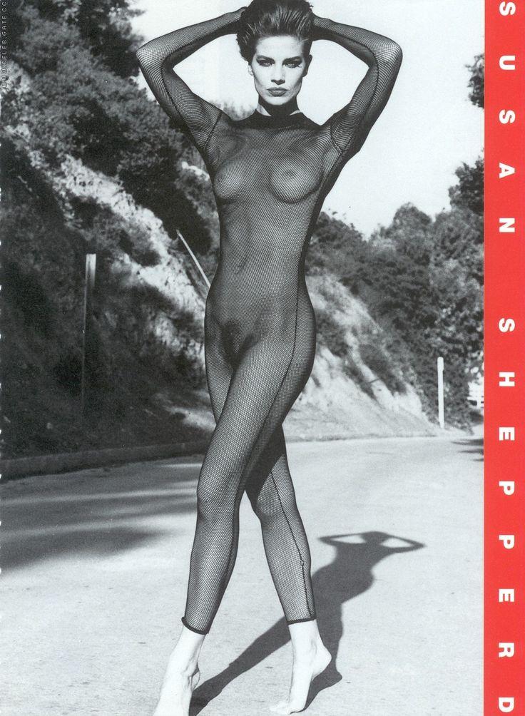 Terry farrell nude see thru