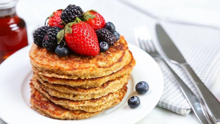 3 Healthy *NEW* Ways To Eat GREEK YOGURT | Health Foods Remixed