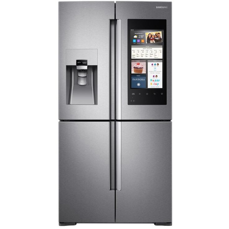 17 Best Ideas About Stainless Steel Refrigerator On