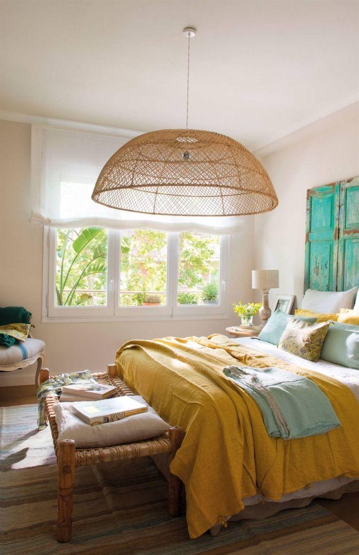 1001 Secrets Pour Reussir La Deco Jaune Moutarde Home