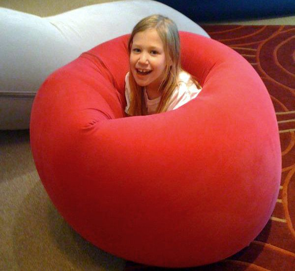 Yogibo is the manufacturer of several sensory products (much like bean bag chairs) for the home, school, and therapy center! The unique designs, materials and bright colors make them very comfortable for kids and adults.