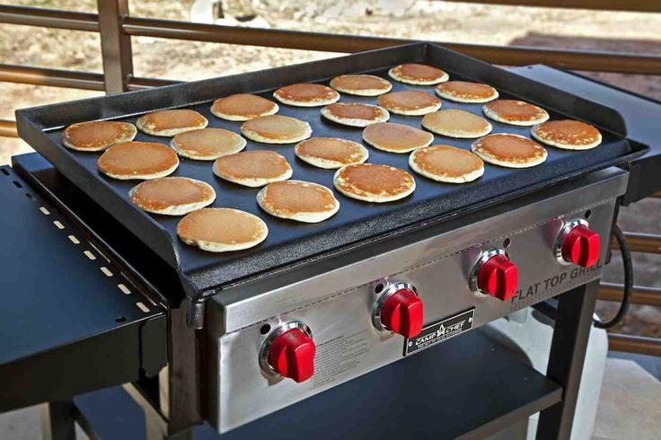 Flat Top Grill | OutdoorCooking.com