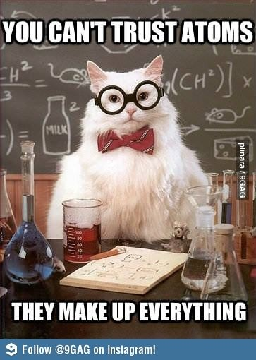Chemistry cat strikes again - http://www.funterest.fr/chemistry-cat-strikes-again.htm
