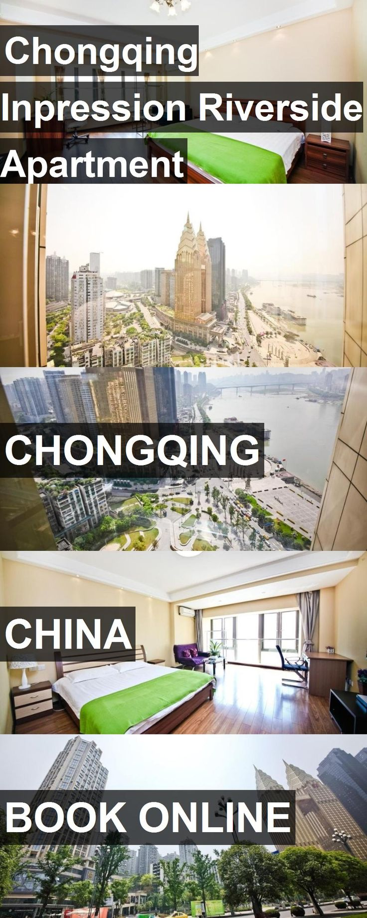 Chongqing Inpression Riverside Apartment in Chongqing, China. For more information, photos, reviews and best prices please follow the link. #China #Chongqing #travel #vacation #apartment