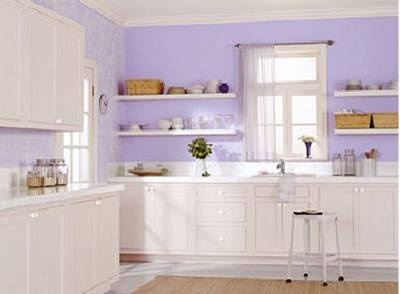 Kitchen Wall Colors: A Picture Gallery From Major PaintManufacturers