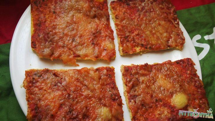 zabpehely, egyszerű, gyors, pizza