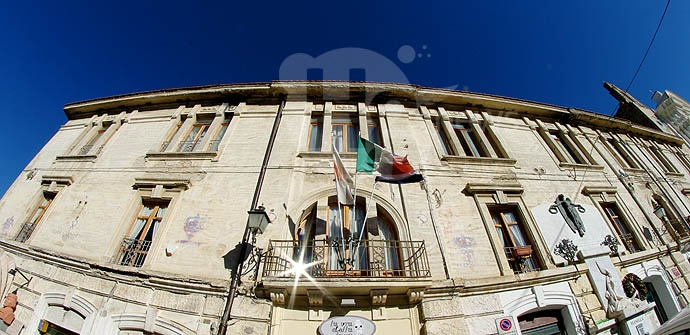 Pianella in Abruzzo, il municipio