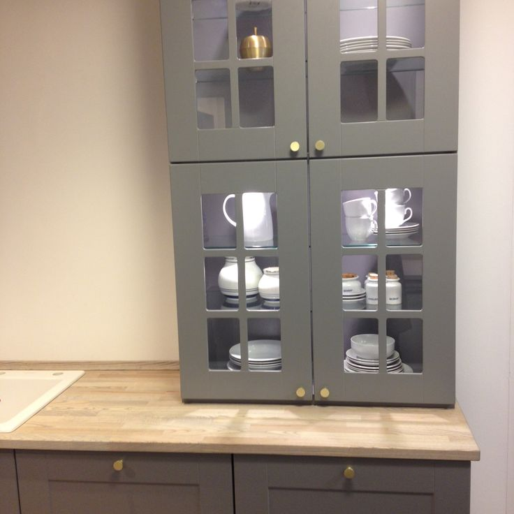 HTH Kitchen. Classic Grey style, Braas