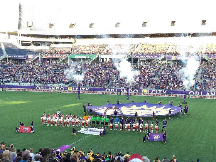 Orlando City Soccer Club - Sponsored by Disney World http://www.wdwfanzone.com/2015/05/orlando-city-soccer-club-sponsored-by-disney-world/