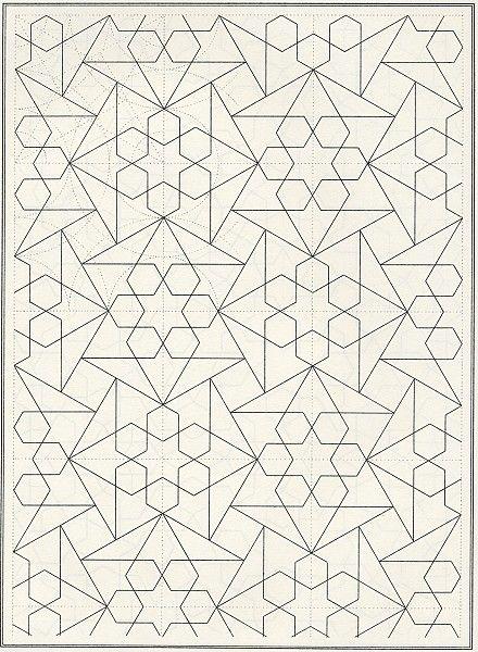 Les éléments de l'art arabe, Joules Bourgoin BOU 028